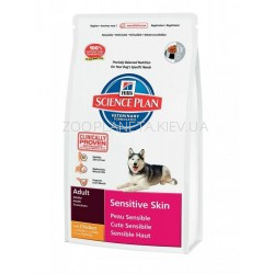 картинка Hills SP Canine Adult Sensitive Skin Chiken